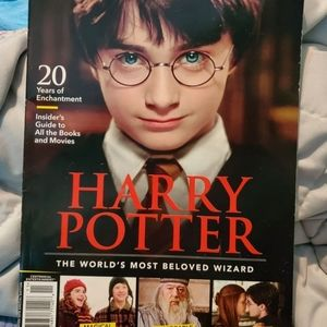 Harry Potter Collector's Magazine